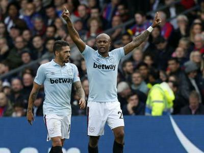 West Ham boss expresses faith in Ayew and co