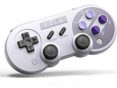 8Bitdo's SNES-style controller is up for pre-order
