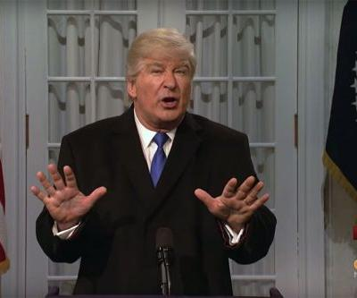 'Saturday Night Live' Skewers Trump's National Emergency With Its Shocking Cold Open