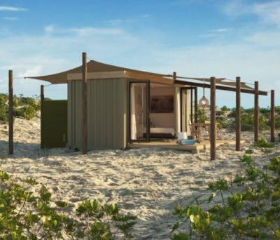 The Brand New Eco-Camp Launching in the Seychelles