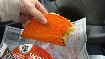 Late-Night Lyfts Home Can Now Include a Taco Bell Pit Stop