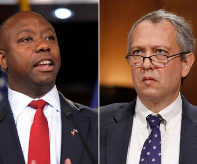Tim Scott will oppose Trump judicial nominee's confirmation
