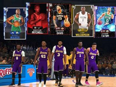 NBA 2K20: The 10 Best Player Cards In MyTeam, Ranked | Game Rant