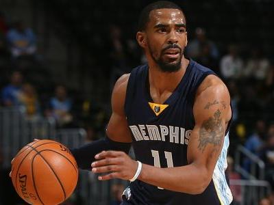 Grizzlies shelve Mike Conley with no timetable for return