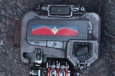 Does Nick Fury Quantum Pager Theory Explain Captain