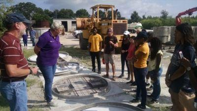 Water quality fellowship provides hands-on learning opportunities at Texas A&M