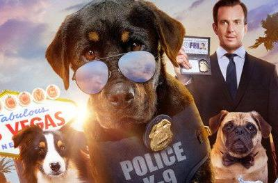 Ludacris Is a Crime Fighting Canine in Cringe-Worthy Show Dogs