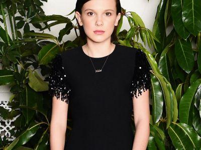 Millie Bobby Brown Wore This $300 Kate Spade Dress & Now We Want It, Too