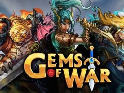 Gems of War Available Now for Nintendo Switch