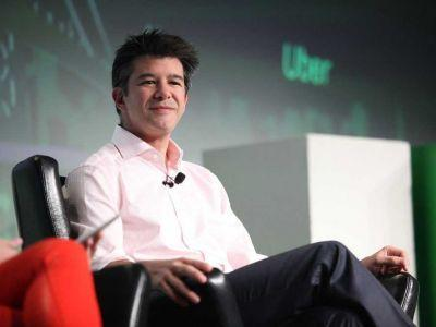 Benchmark says it's suing Uber's ex CEO because of 'behavior that was utterly unacceptable'