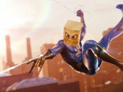 Spider-Man Receives Free New Suit DLC Today