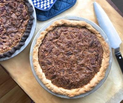 Holiday pecan pie: how to downplay the sweetness - and bring up the flavor