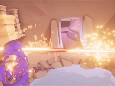 Conjure Strike is a VR take on League of Legends with 2-player teams