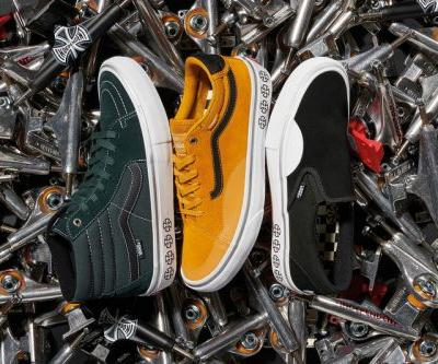 Independent & Vans' FW18 Collaboration Is Their Largest One Yet