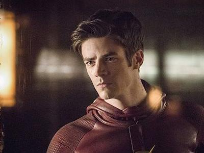 Here's Our Best Look Yet At The Flash's New Suit For Season 4