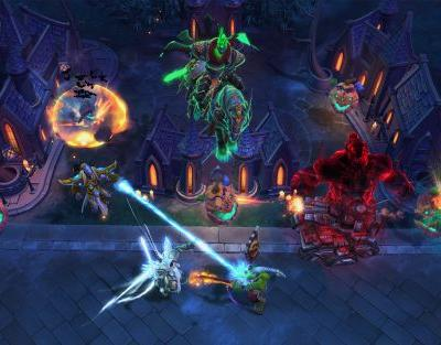 Heroes of the Storm Celebrates Hallow's End with Junkrat Today