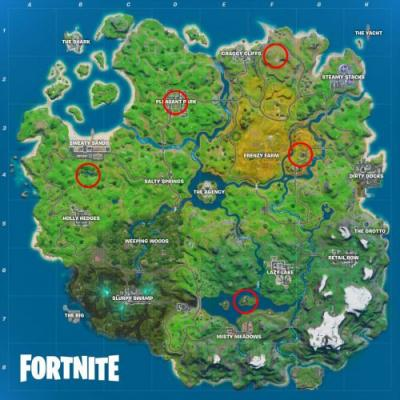 Fortnite Safe House Locations: Here's Where To Eliminate Henchmen For Storm The Agency Challenges