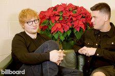 Ed Sheeran Reacts in Advance of 'Perfect' Hitting No. 1 on Hot 100: 'Really F--ing Cool'