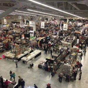 Huntington Convention Center's innovate recycle waste plan lures 222,656 visitors