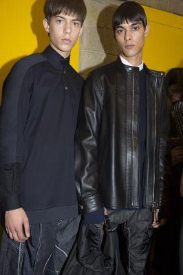 Diesel Black Gold Show Their First Co-Ed Collection In Milan
