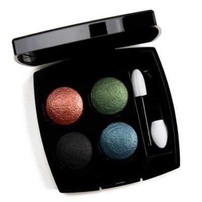 Chanel Splendeur et Audace Eyeshadow Quad Review & Swatches