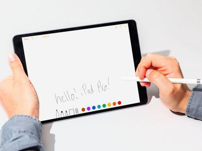 Here's your first look at the biggest iPad update ever