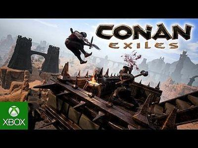 Conan Exiles & Expansion Lands On Xbox One