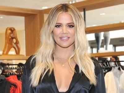 Khloé Kardashian Is Already 5 Months Pregnant and Experiencing Cravings
