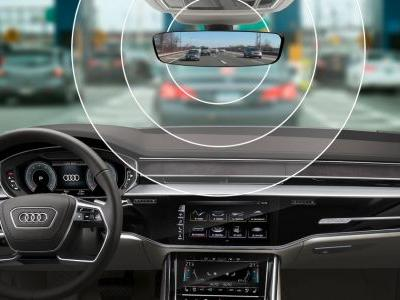 US Audis Will Soon Have Integrated Toll Payment Tech
