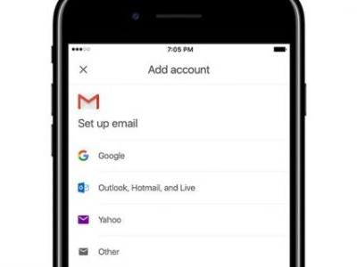 Google Testing Third-Party Account Support For Gmail On iOS