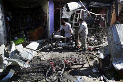 Taliban claim responsibility for deadly suicide attack in Kabul