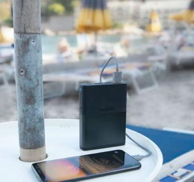 Save 28% on the Nimble Eco-Friendly Fast Portable Charger
