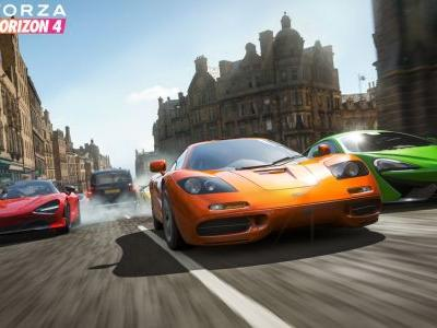Forza Horizon 4 Is The Fastest-Selling Installment In The Series
