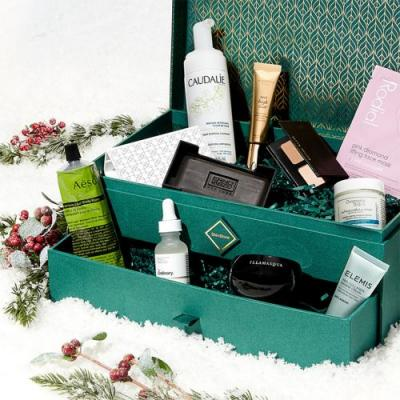 Sponsored: SkinStore's Evergreen Holiday Collection Giveaway!