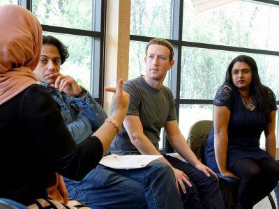 Mark Zuckerberg wants to make Facebook more like the Peace Corps and Alcoholics Anonymous