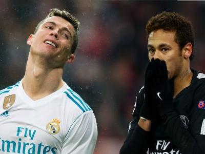 Neymar IN, but does Cristiano Ronaldo make our Real Madrid vs PSG combined XI?