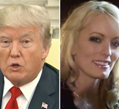 Porn Star Claims Trump and Stormy Daniels Invited Her to 'Party' with Them