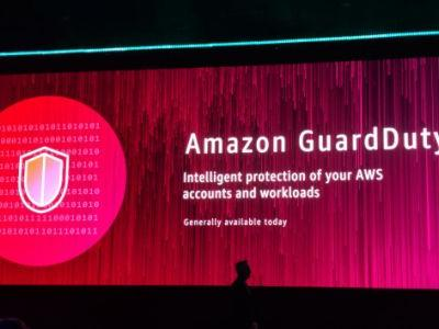 AWS launches GuardDuty, its new intelligent threat detection service