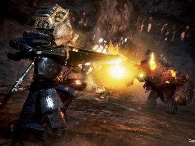 Nioh 2 goes gold ahead of March release