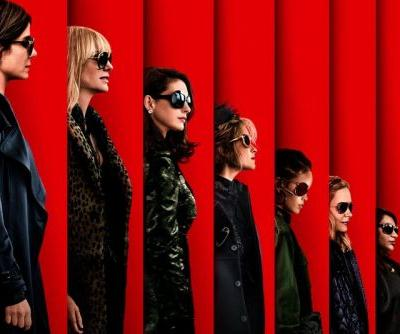 'Ocean's 8' Releases Poster Featuring All Female Studded Cast