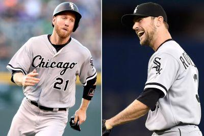 Yankees nearing deal for David Robertson and Todd Frazier