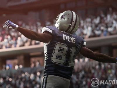 Knock me over with a feather, there's gonna be a new Madden game this year