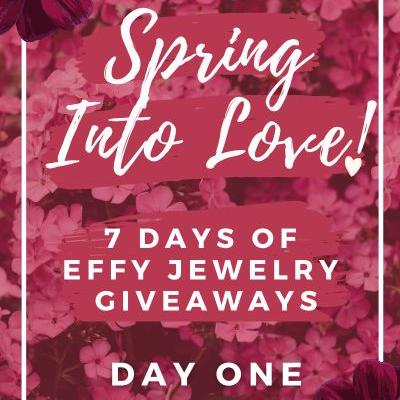 Spring Into Love Day 1 Giveaway