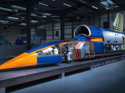 The 1000mph Bloodhound SSC Project Isn't Dead After All
