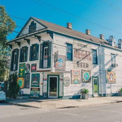 Snapshot: New Orleans' Bywater