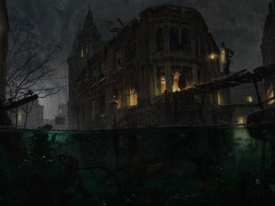 "The Sinking City's ""Rotten Reality"" Trailer Shows Off Decrepit Environments"