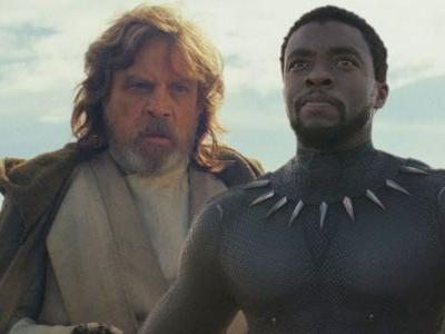 Black Panther Passes The Last Jedi at U.S. Box Office