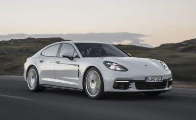 2018 Porsche Panamera 4 E-Hybrid First Drive: Plugging into Performance
