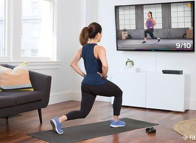 You can now work out on your Xbox thanks to Fitbit Coach for Xbox and PC