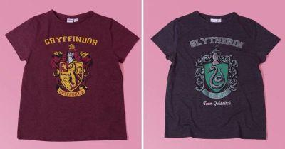 You can now sort yourself into a Hogwarts House with Primark's new Harry Potter collection